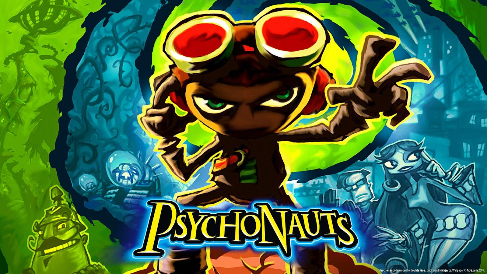 Psychonauts, Costume Quest, and Stacking Retail Bundle on.