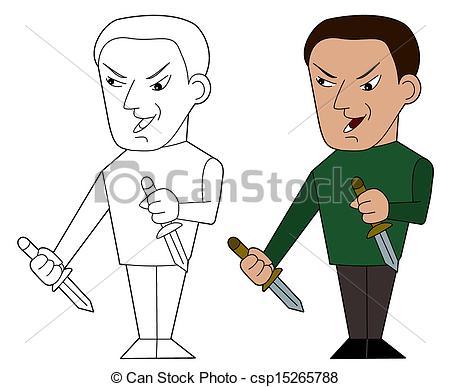 Psychopath Vector Clipart Royalty Free. 38 Psychopath clip art.