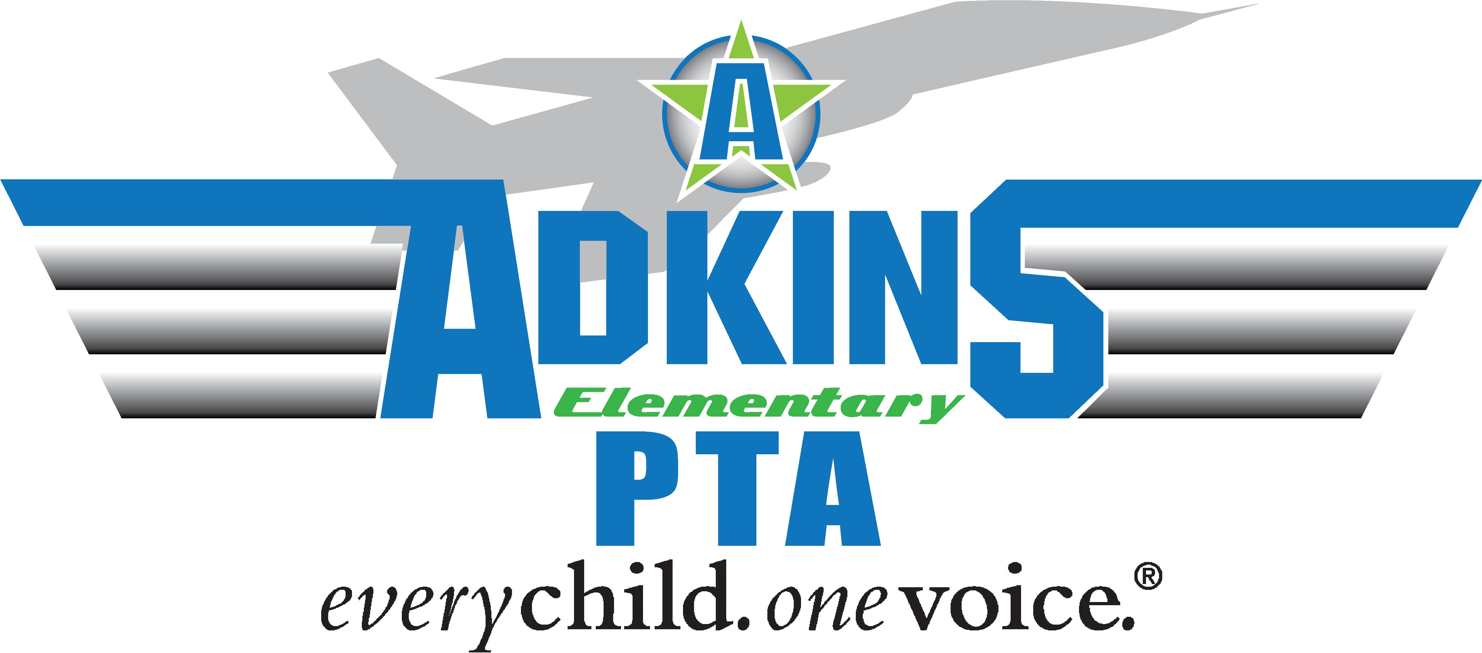 Adkins Elementary PTA.