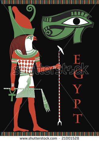Ptah Stock Vectors & Vector Clip Art.