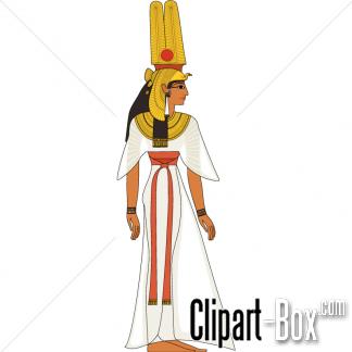 CLIPART EGYPTIAN GOD.