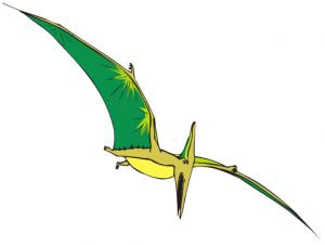 Pterodactyl Clip Art Download.