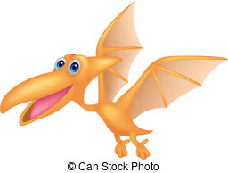Pterodactyl Illustrations and Clip Art. 796 Pterodactyl royalty.