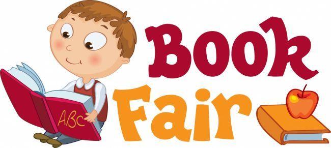 Book Fair clip art from PTO Today..