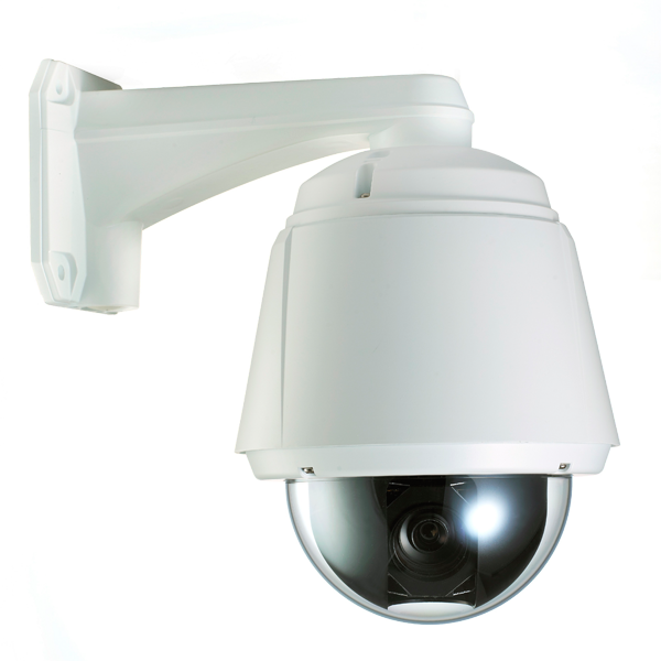 Scout TVI Outdoor Rated PTZ Camera.