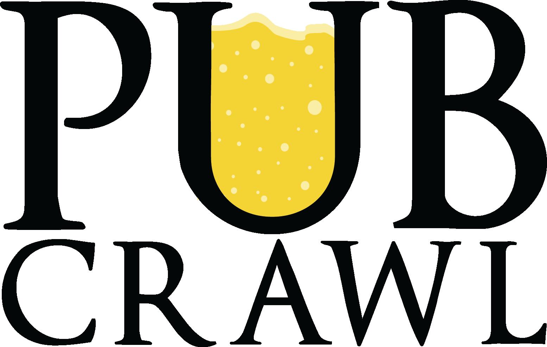 HD Pub Crawl Logo Transparent PNG Image Download.