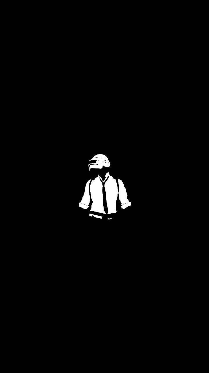 PUBG Black N White.