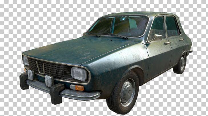 PlayerUnknown\'s Battlegrounds Dacia 1300 DayZ Automobile.
