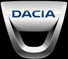 Automobile Dacia.