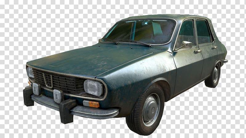 PlayerUnknown\\\'s Battlegrounds Dacia 1300 DayZ Automobile.