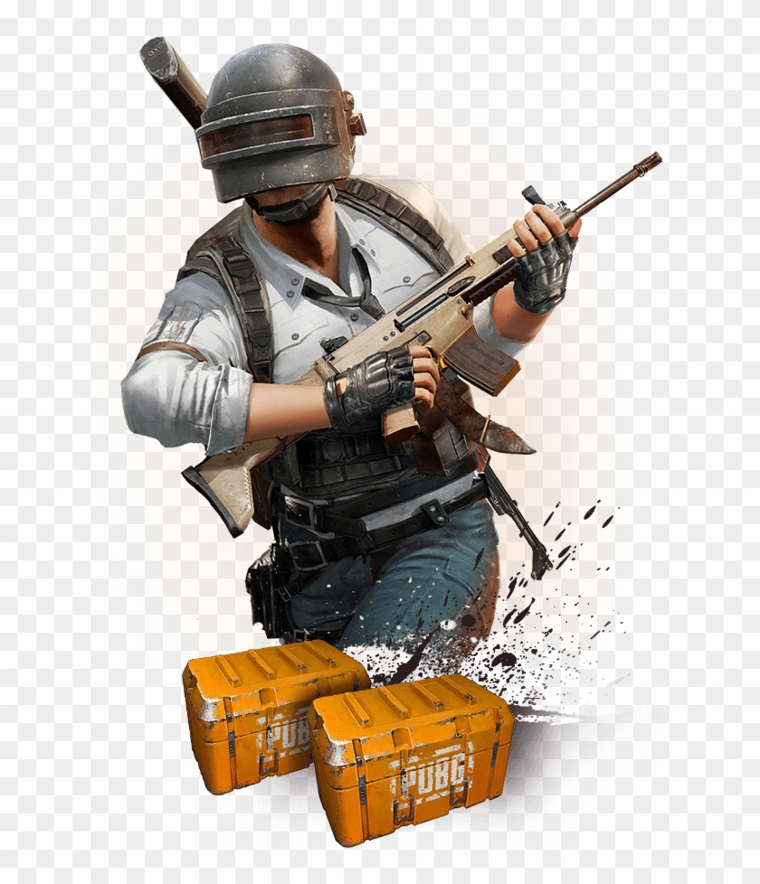 Redeem Your Pubg Mobile F9 Special Crate.