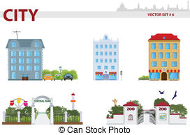 Public building Clipart Vector and Illustration. 2,208 Public.
