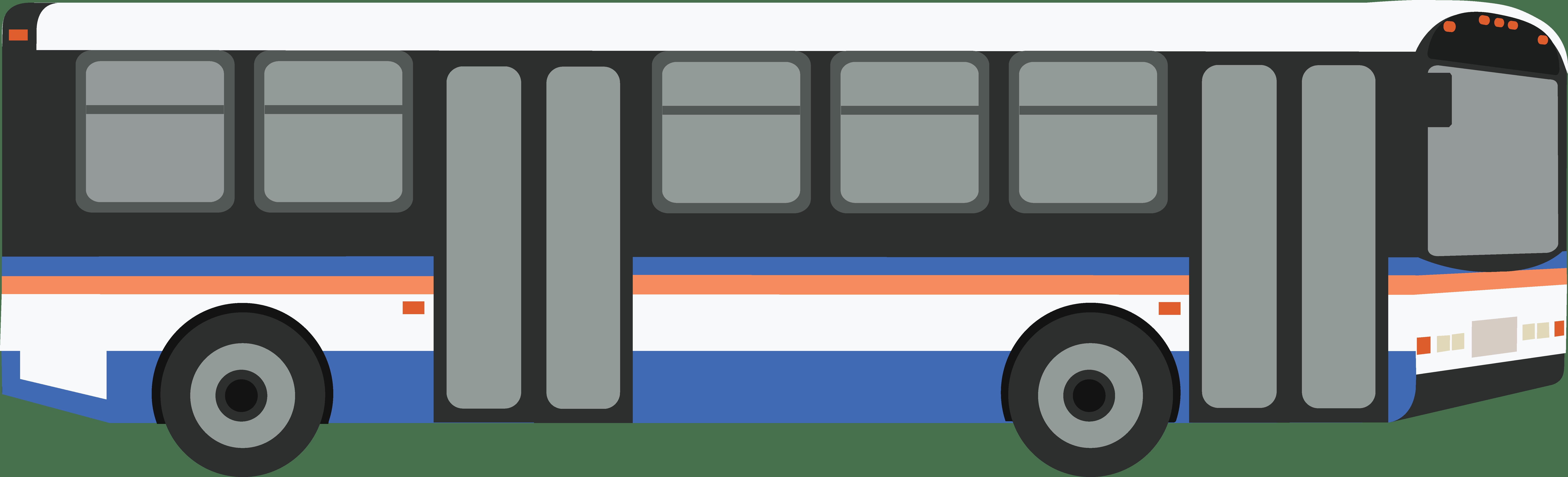 Public bus clipart » Clipart Portal.