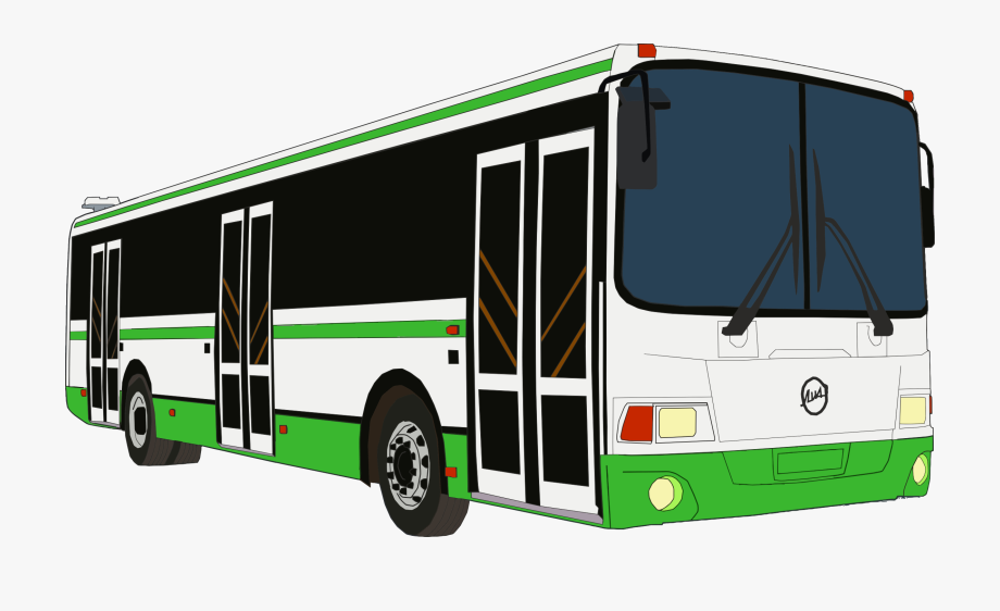 City Bus Clipart #111419.