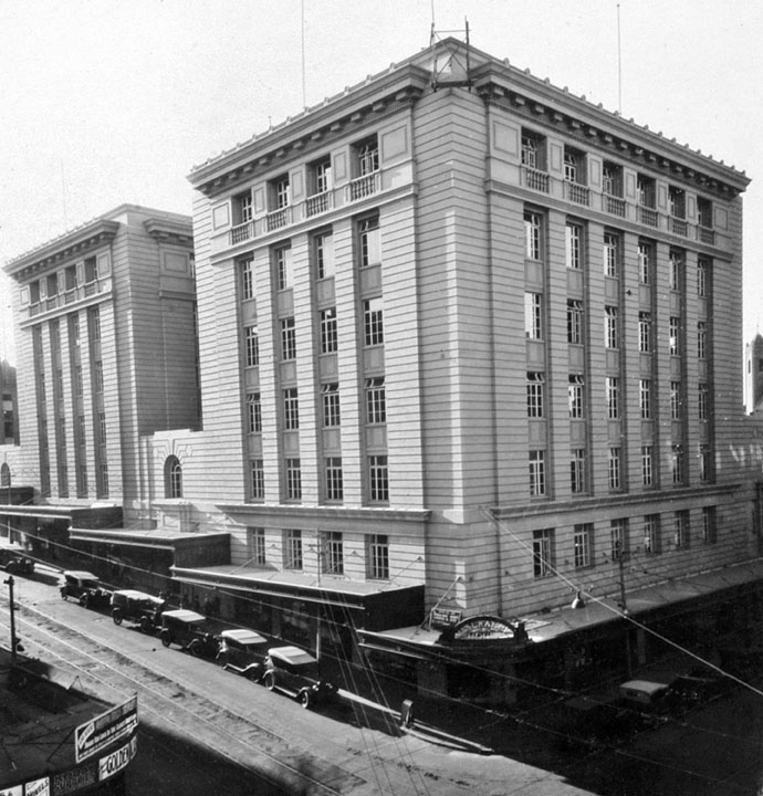 File:Queensland State Archives 2546 Progress of work on the.