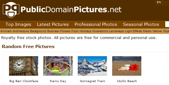 6 Free Websites For Public Domain Images & Free Stock Photos.
