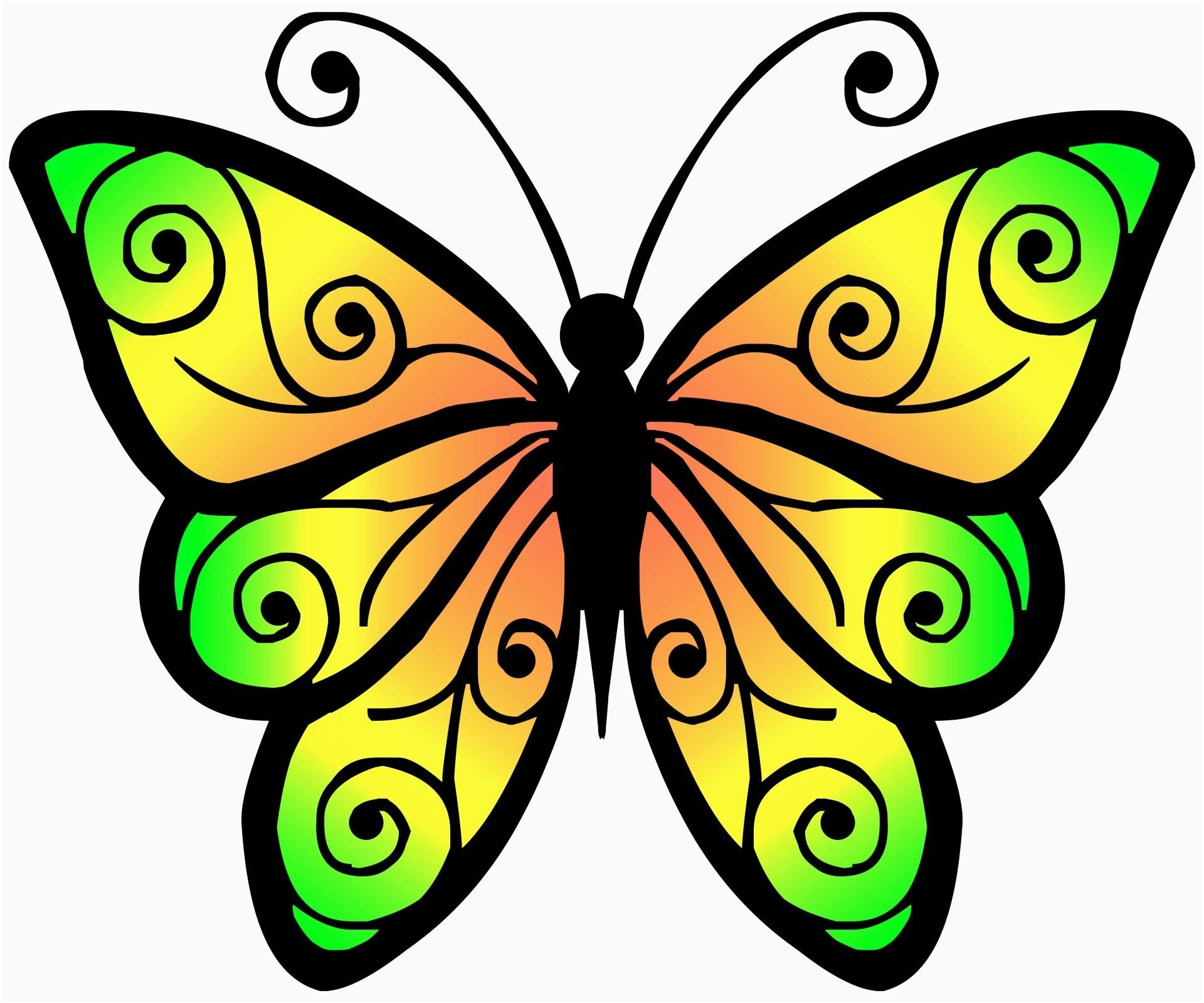 Image result for public domain butterfly.