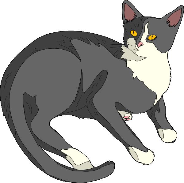 Free Free Cat Clipart, Download Free Clip Art, Free Clip Art.