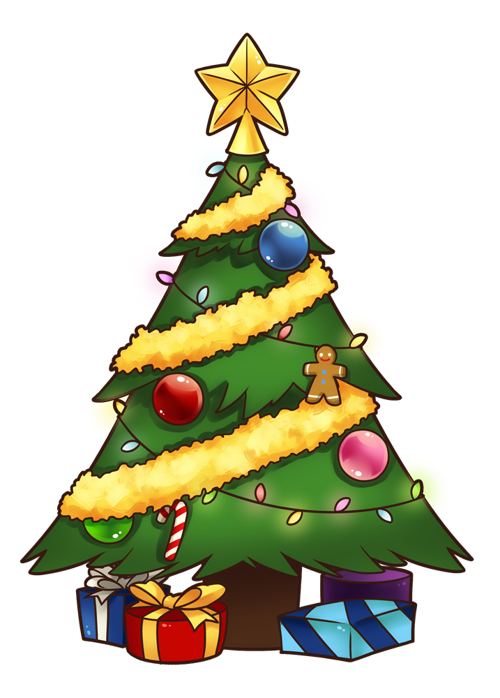 Free Christmas Tree Clip Art, Download Free Clip Art, Free.