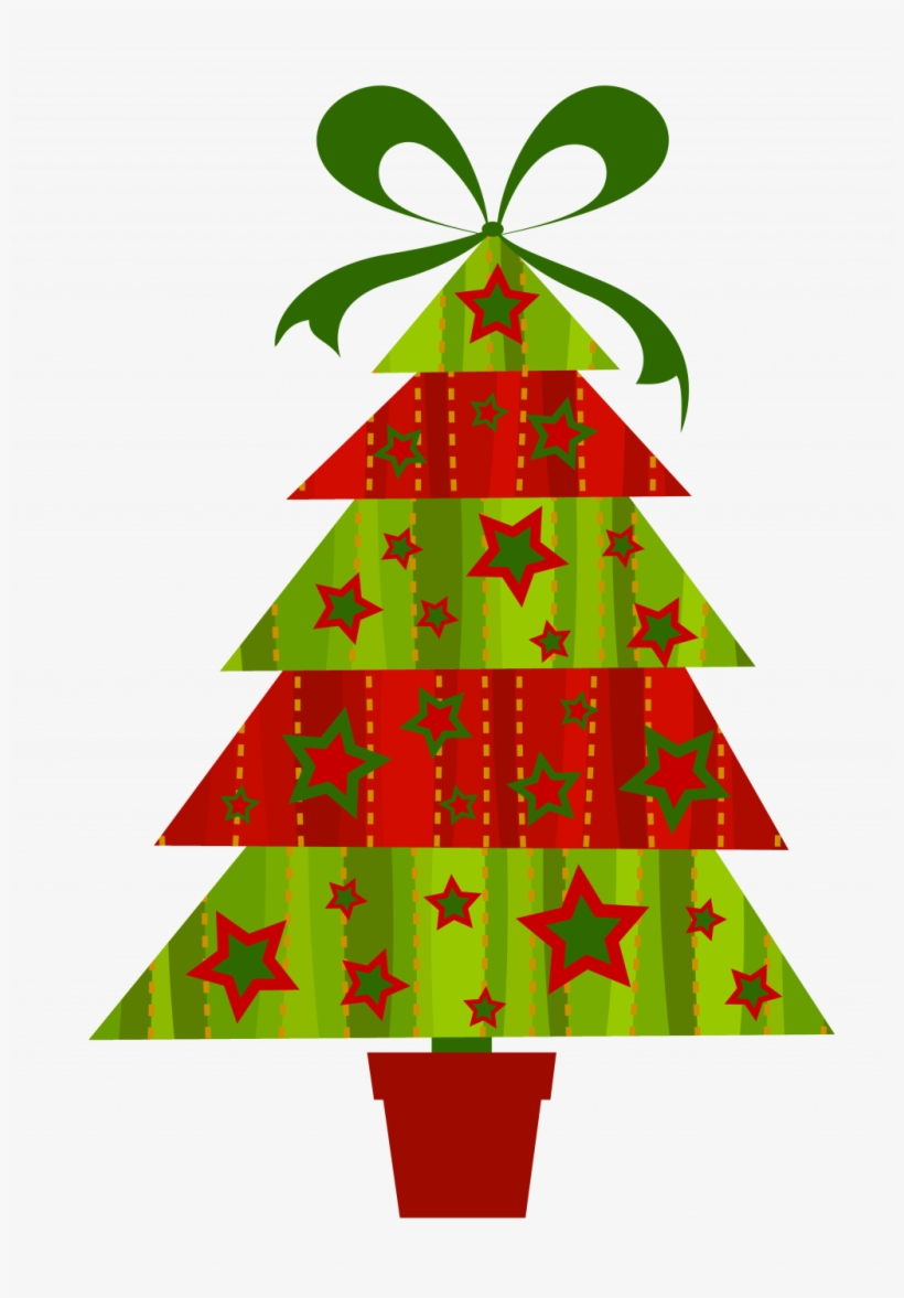 Christmas Tree Clip Art Clipart Of Amazing Star Topper.