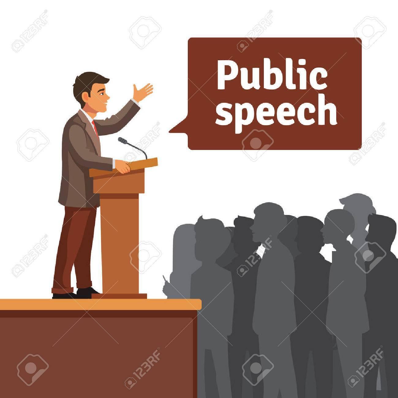 Clipart public speaking 6 » Clipart Portal.