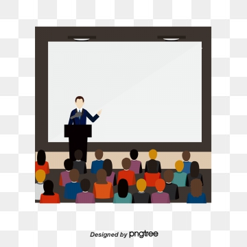 Public Speaking Png, Vector, PSD, and Clipart With.