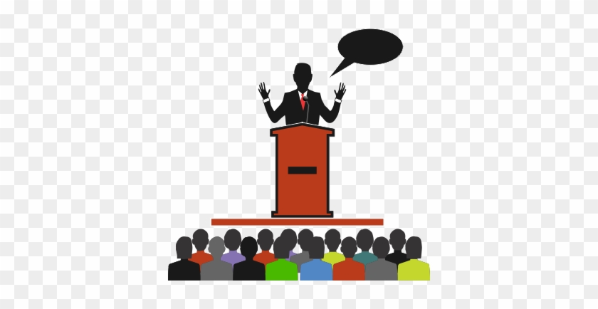 Public Speaking Clipart Png.