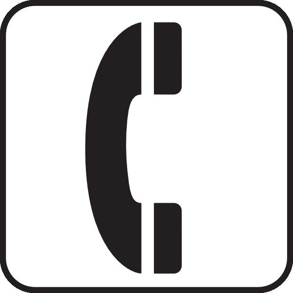 Phone Clip Art at Clker.com.