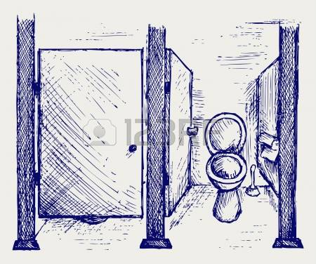 6,181 Public Washroom Stock Vector Illustration And Royalty Free.