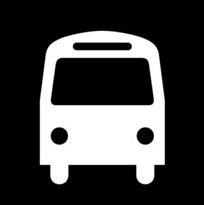 Bus Transportation Sign Clip Art at Clker.com.