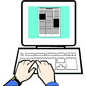 Desktop Publishing Clipart.