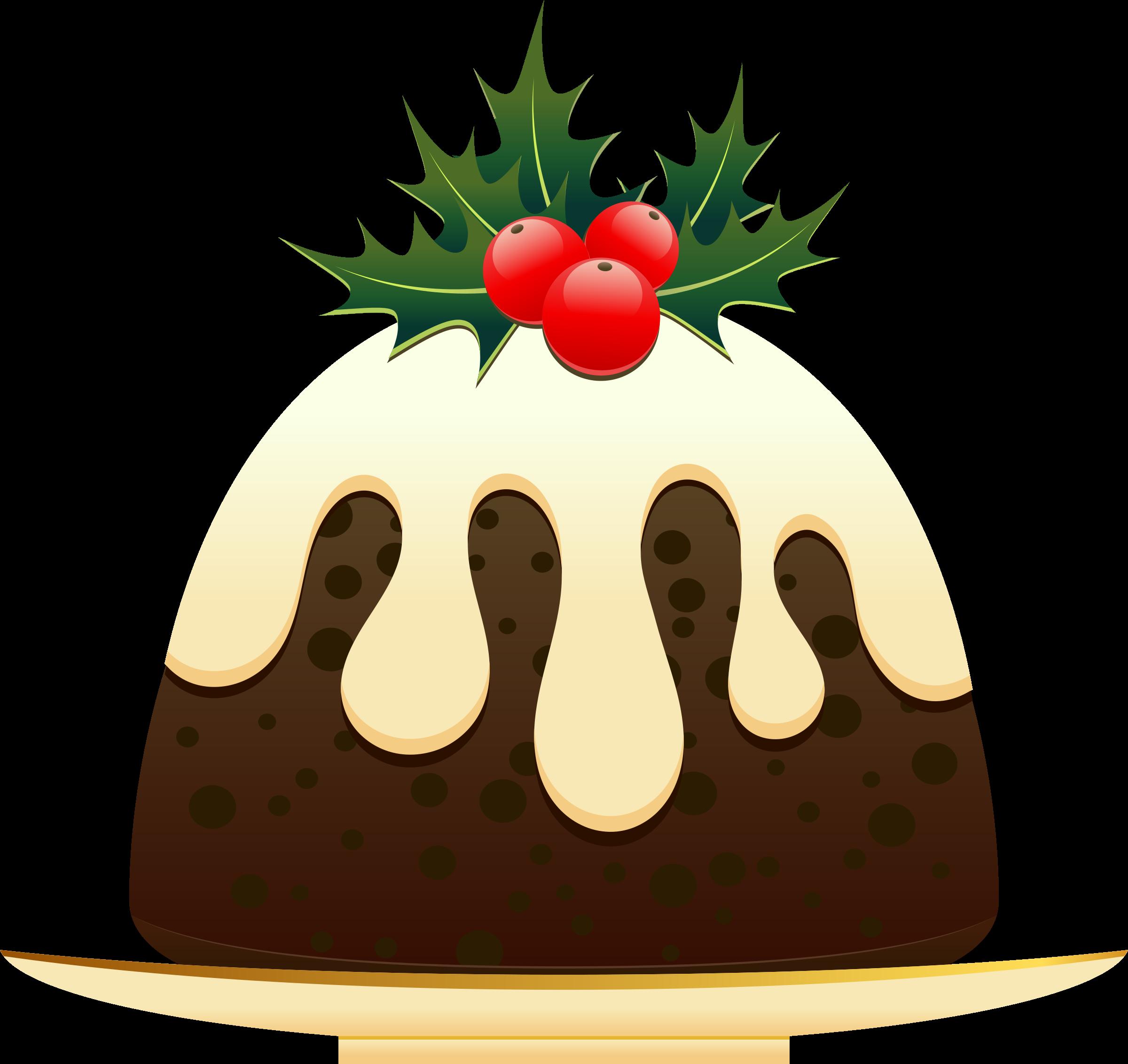 Christmas Pudding Images.