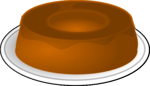 Pudding clip art Free Vector / 4Vector.