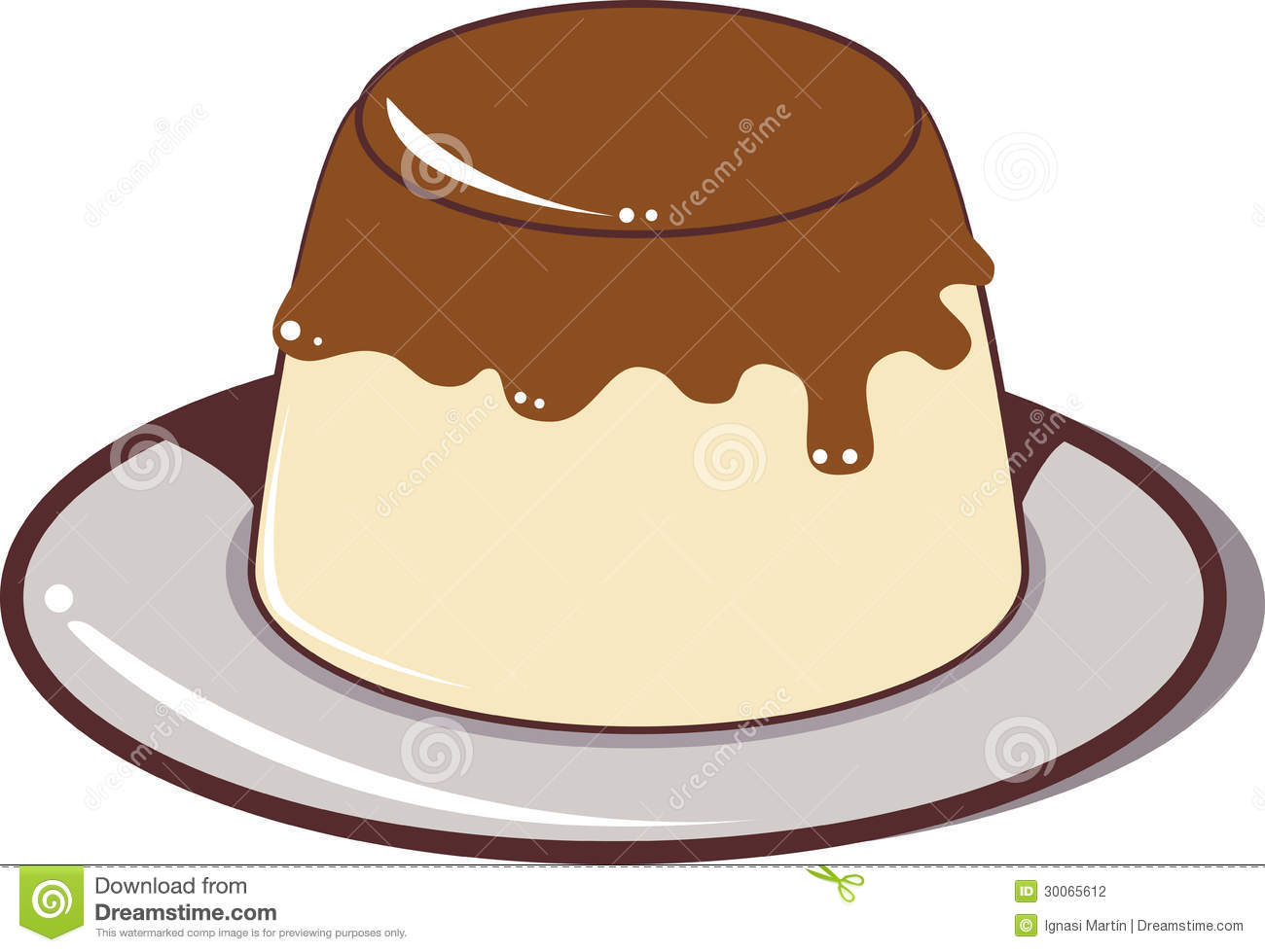 Pudding clipart 5 » Clipart Station.