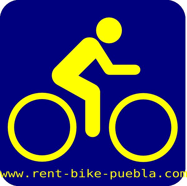 Logo Bike Puebla Clip Art at Clker.com.