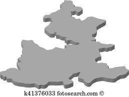Map puebla Clip Art Royalty Free. 15 map puebla clipart vector EPS.