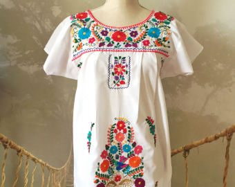 Puebla dress.