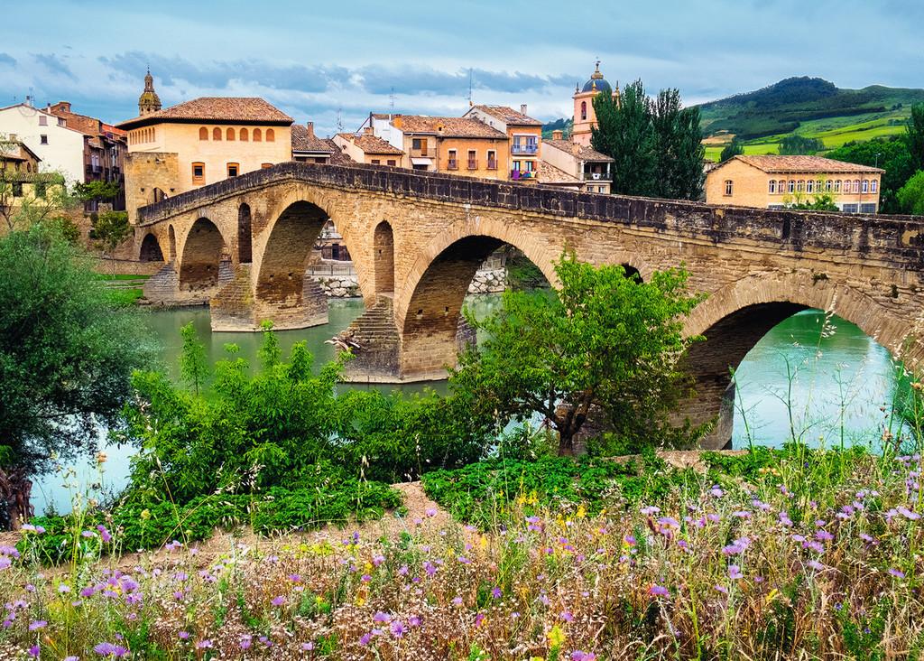 Puente la Reina, Spain.