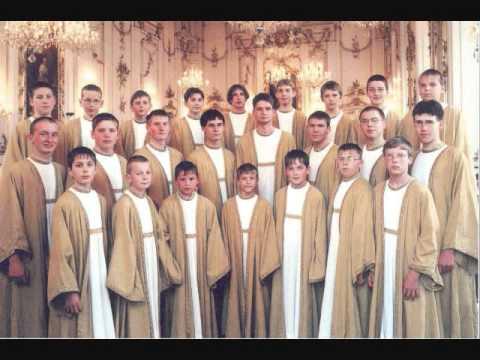 Boni Pueri Boys Choir(Czech) Missa inventionis.