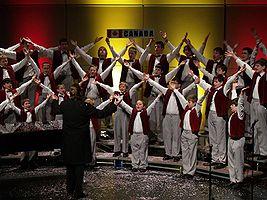 Boni Pueri, the Czech Boys Choir.