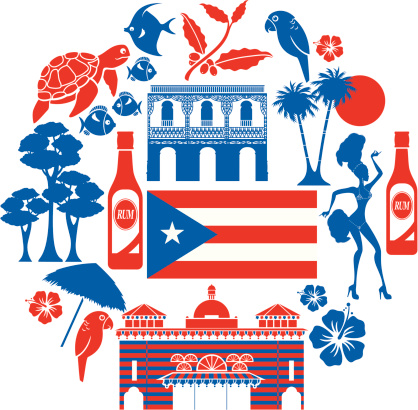 Puerto rico images clipart.
