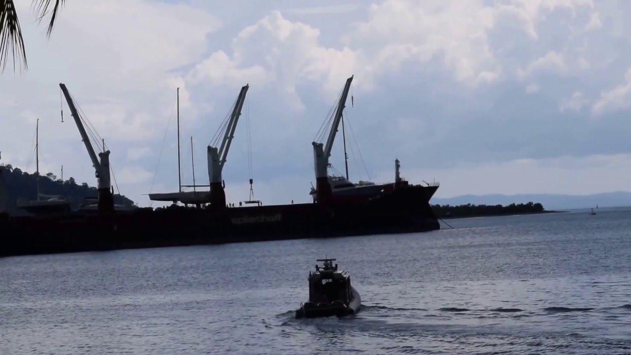 Puerto Golfito.