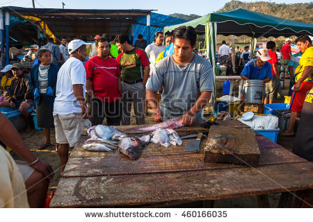 Puerto Lopez Stock Photos, Royalty.