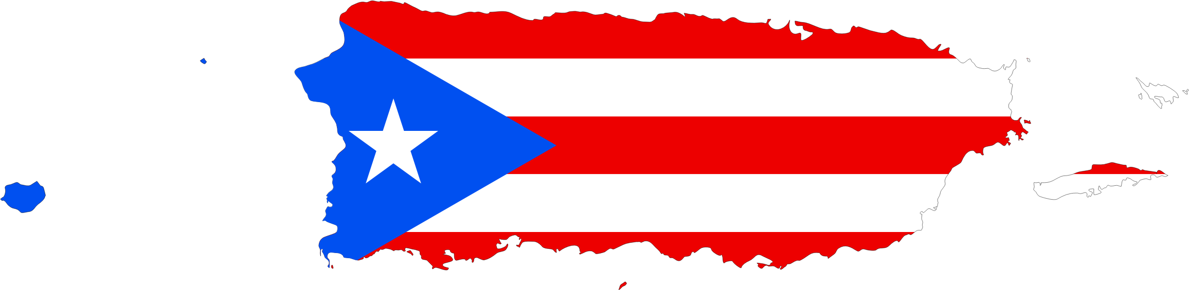 Collection of Puerto rico clipart.