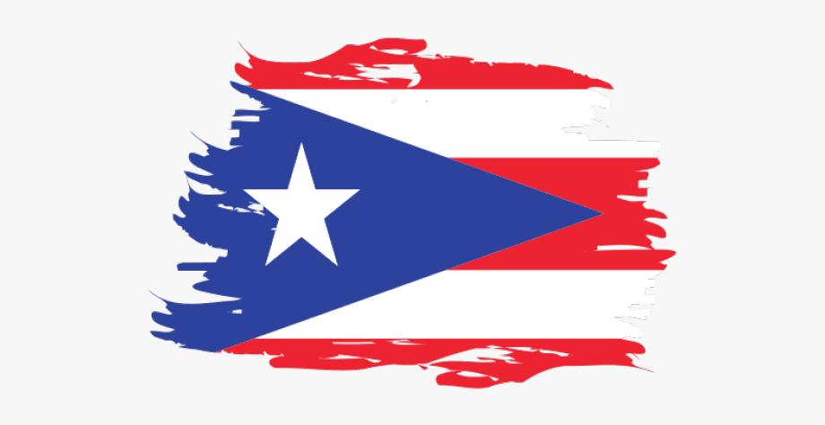 Puerto Rico Flag Logo #1847128.