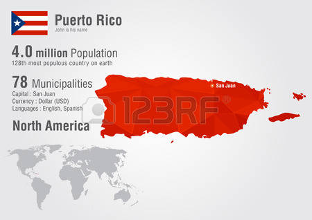 629 Puerto Rico Map Stock Vector Illustration And Royalty Free.