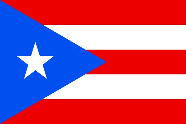 Puerto Rico clip art Free Vector / 4Vector.