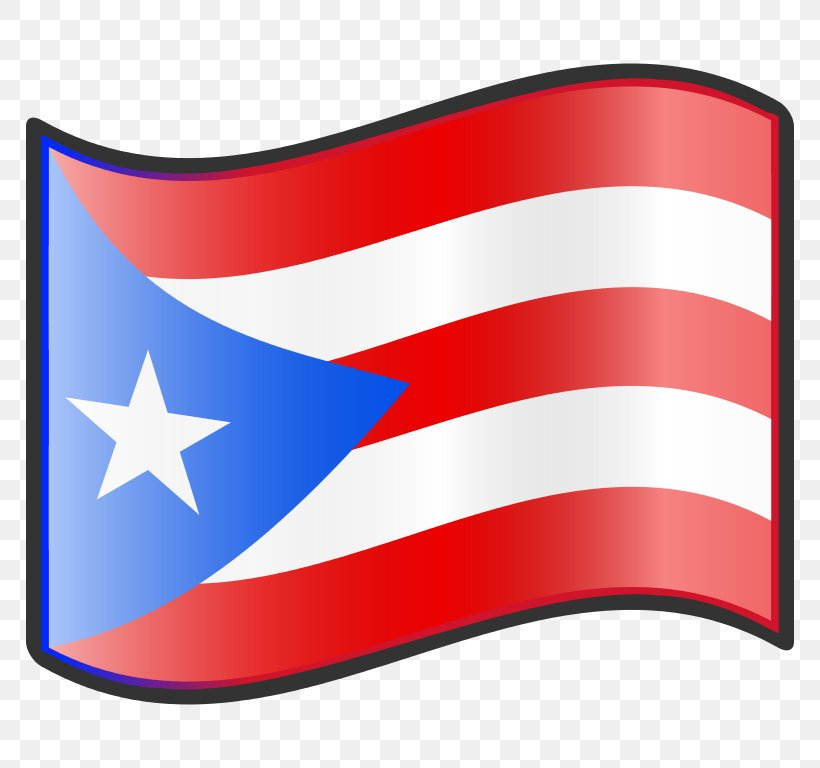 Flag Of Puerto Rico Clip Art, PNG, 768x768px, Puerto Rico.