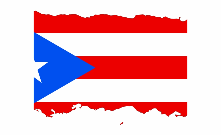 Puerto Rico Flag Clipart Png.