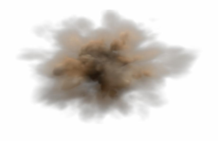 Brown Smoke Png Free Download.